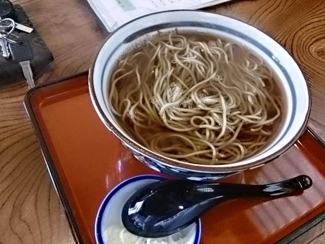 千葉・東金は美味しい蕎麦屋さんが多いです。