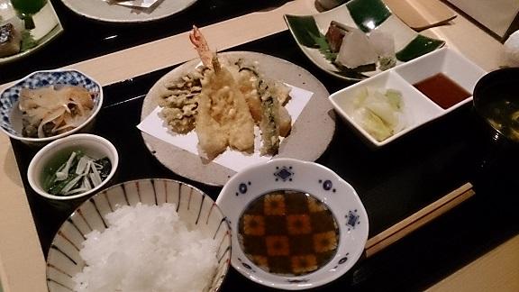 高級な和食という感じなんです。