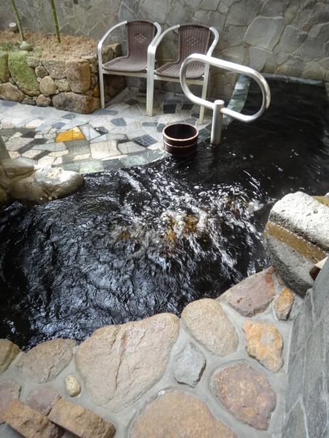 身近に温泉のある生活習慣を~。