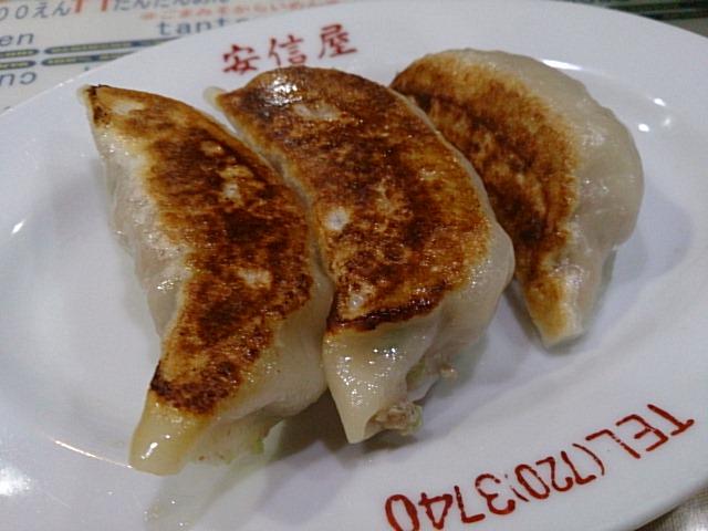 中華街にも行きますが、安信屋さんのほうが好きかも。