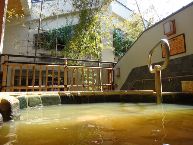 黄金の湯は、最近特に黄色みが強くなってきたと思います。